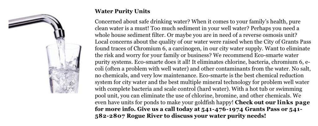 water-filtration-grants-pass